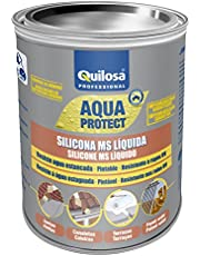 Quilosa T003061 Silicona Ms Liquida, Gris, 1 kg