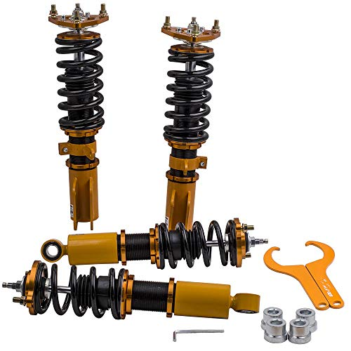 Coilovers Kit with Adj Damper for Mitsubishi Lancer ES Sedan 4-Door 2008-2016 2.0L