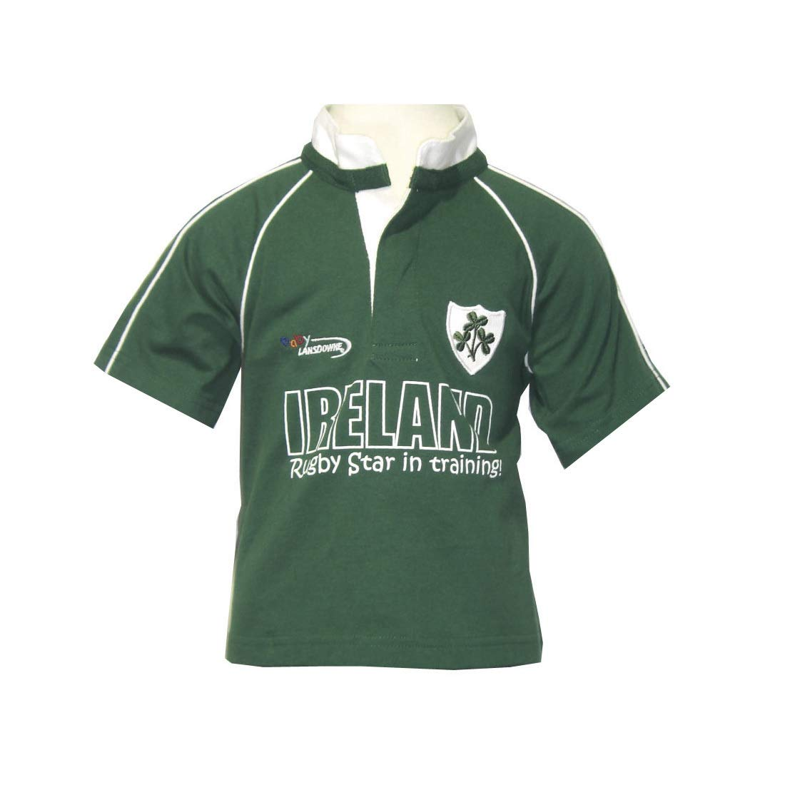 Rugby Star Babies Rugby Shirt Carrolls Irish Gifts