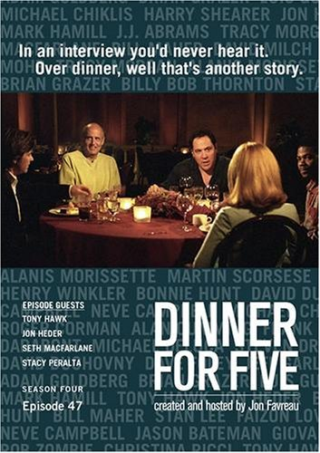 Dinner For Five, Episode 47 by (r) Fairview Entertainment, Inc