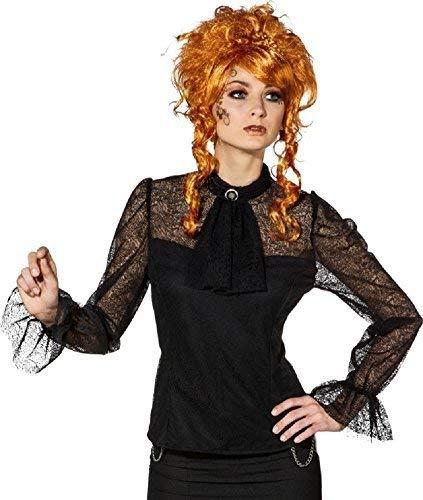 Teatro Storico 12 40 Cosplay Production Steampunk 38 Qualità Costume Pizzo Professionale Uk eu Da 10 Maglia Deluxe Vestito Me Donna Fancy Nero Vittoriano wfn0HvBCq