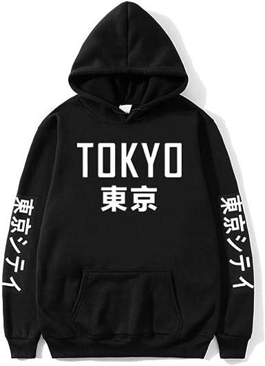 hoodie homme japonais