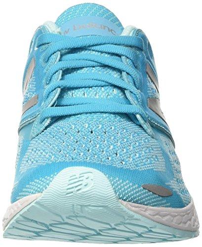 Mujer Zapatillas Balance New White Blue Running para Wzantv3 Azul de UAYwqS
