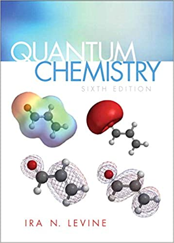 Quantum Chemistry 2nd Edition Textbook Solutions
