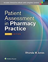 Patient Assessment in Pharmacy Practice, 3rd Edition Front Cover