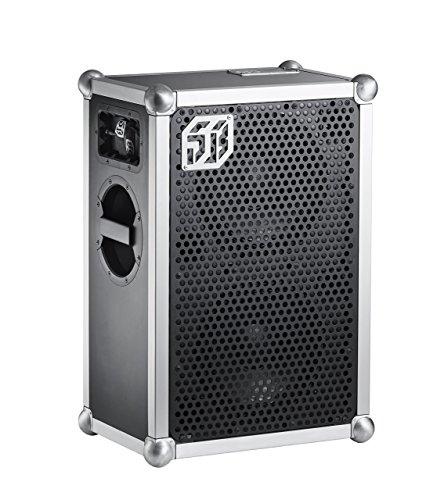 SOUNDBOKS - THE Loudest Portable Speaker (119dB), Bluetooth Compatible, 36 Hour Battery Life, Shock/Water/Temperature Resistant