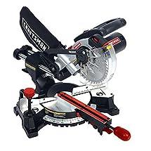 Craftsman Craftsman 7 1/4-Inch Sliding Compound Miter Saw 00932286000P