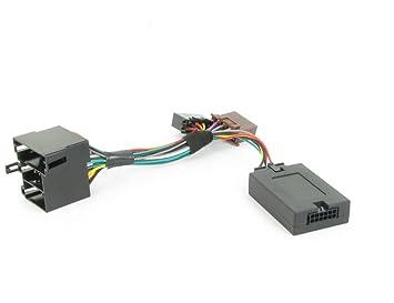 Dynamicsounds DS-PG004 - Cable adaptador para la interfaz del volante para Peugeot 206, 306: Amazon.es: Electrónica