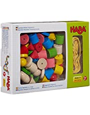 Haba Wooden Threading Beads