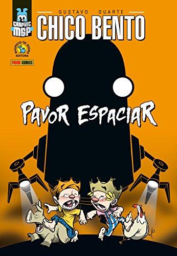 Chico Bento – Pavor Espaciar (Capa Comum)