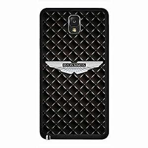 AstonMartin Phone Funda Cover For Samsung Galaxy Note 3 AstonMartin Logo Phone Funda Black AstonMartin Cover Funda,Samsung Galaxy Note 3 Funda