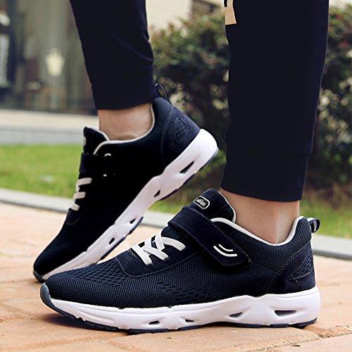 Walking Running Blue Trainers Gym Run Shoes Mesh Mens Eagsouni Sport Fitness Trainers Womens YdwpqHg