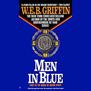 Men in Blue Audiobook