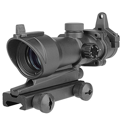Trilogy Tactical 1x32 Red/Green Dot CombatOptix Adjustable Scope by Trilogy Tactical