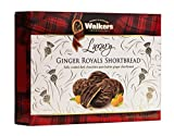 Walkers Shortbread, Ginger Royals, 5.3 Ounce (Pack of 12)