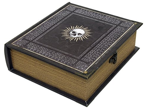 Grimoire Immortal Wooden Spellbook Capacity product image