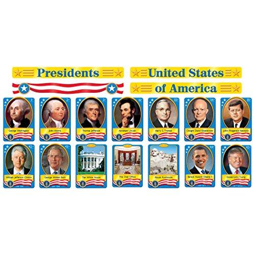 Trend Enterprises U.S. Presidents Bulletin Board Set (T-8065) Photo #2
