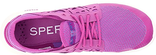 Sperry Womens 7 Seas Sport Boating Shoe Berry Pink