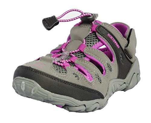 donne trekking bambine da per Northwest Grigio sandali Territory Atlanta ragazze OqII4YR