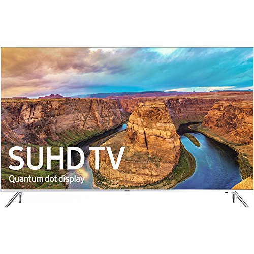Samsung UN55KS8000 55-Inch 4K Ultra HD Smart LED TV (2016 Model) - Samsung Ultra Series