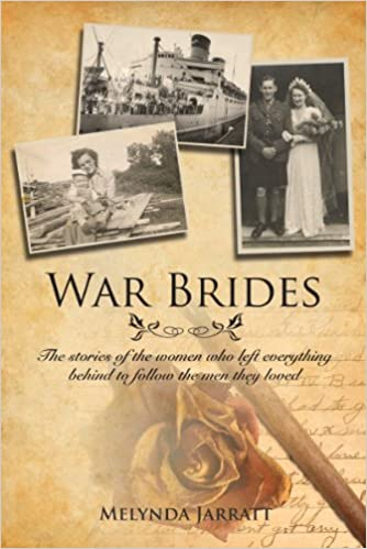 Jarratt war bride historian click — photo 2