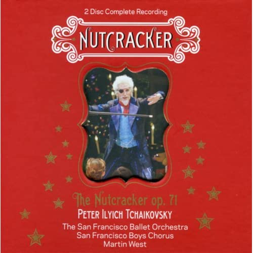 Image result for nutcracker ballet san francisco recording