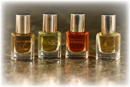 Marilyn Miglin Perfume Collection (112 + Sensual Amber + ...