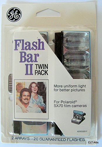 GE Flash Bar II Twin Pack by GE
