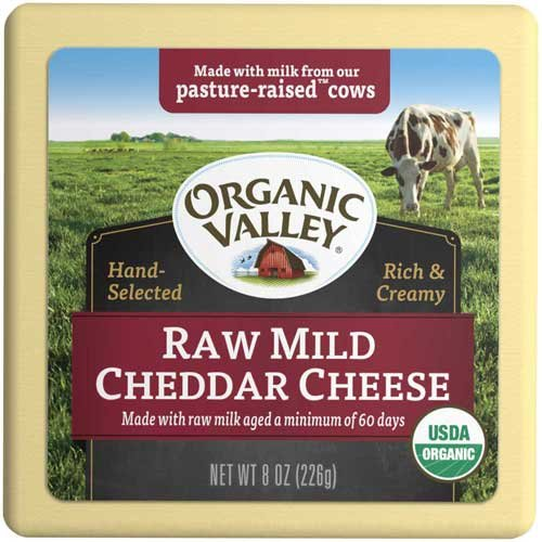 Raw Milk Cheddar - 7