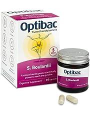 OptiBac Probiotics For Bowel Calm, Caps, 16ct