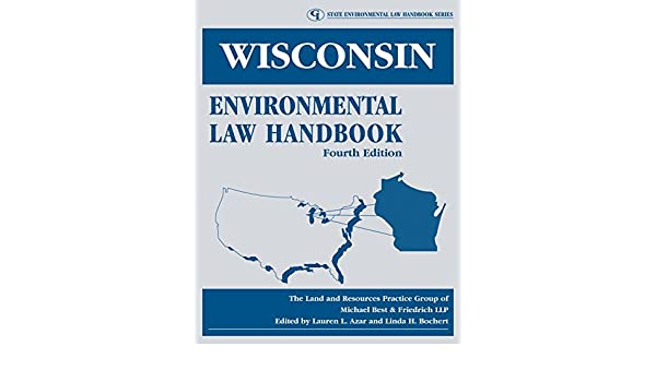 Amazon wisconsin environmental law handbook state amazon wisconsin environmental law handbook state environmental law handbook ebook michael best friedrich llp kindle store fandeluxe Image collections