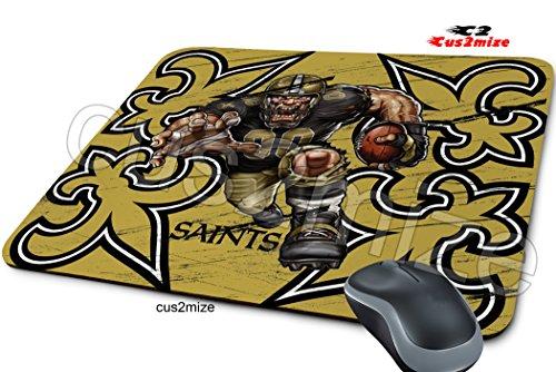 New Orleans Saints Mouse Pad New Orleans Saints Mousepad, So