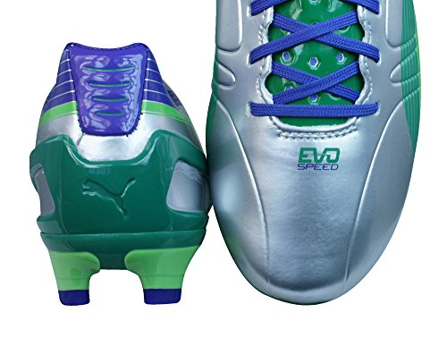 Vert Foot Evospeed Violet Chaussures FG Argent 3 de 4RvTwqY