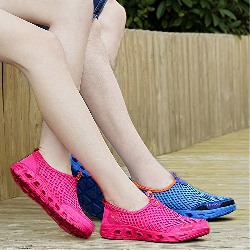 De Outdoor Homme Sports Plage Mesh Aquashoes Chaussures CvqO7nan