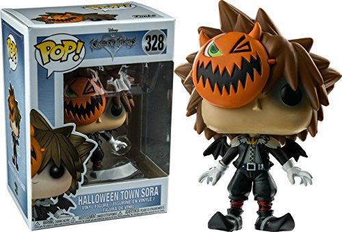 Funko Pop! Disney Kingdom Hearts Halloween Town Sora #328