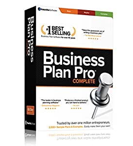 Buy business plan software