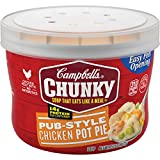 campbells chicken e - Campbell's Chunky Soup, Pub-Style Chicken Pot Pie, 15.25 Ounce (Pack of 8) (Packaging May Vary)