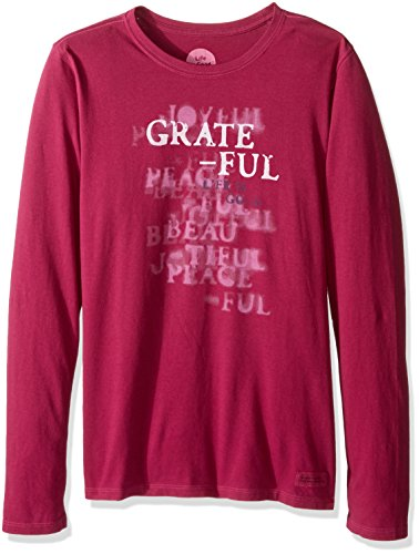 life-is-good-crusher-longsleeve-grateful-stencil-t-shirt-wild-plum-small