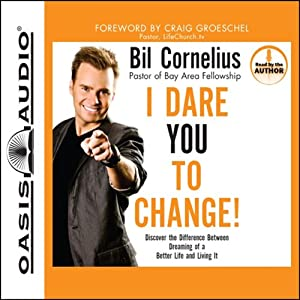 I Dare You to Change! Audiobook