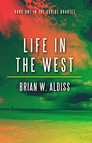 book cover of Life in the West