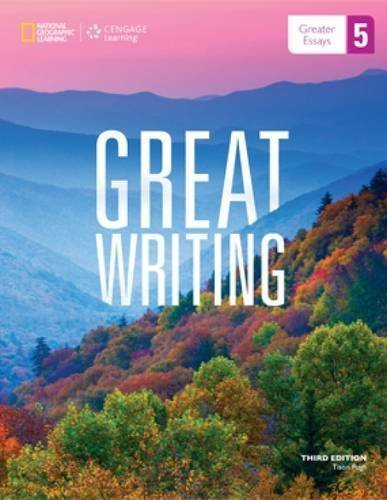 Great Writing 5: Greater Essays by Keith S. Folse (2014-01-01)