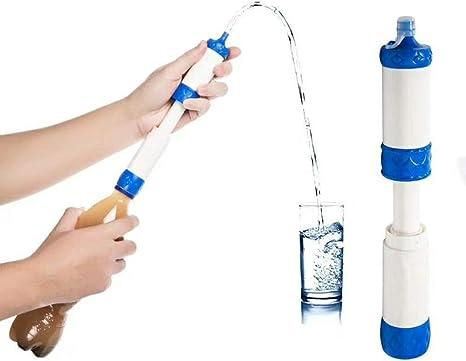 Pandady Camping purificador de Agua, microfiltro de Agua al Aire ...