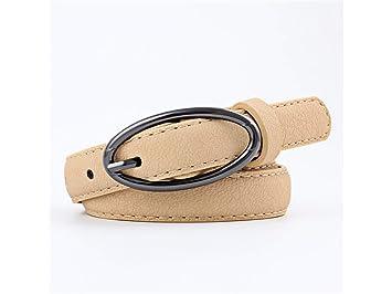 f65a6f15602 Amazon.com  Yunqir Women s Fashion Belts Pin Buckle Belt Casual Belt ...