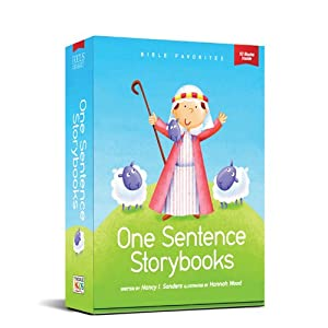 Bible Favorites (One Sentence Storybooks)