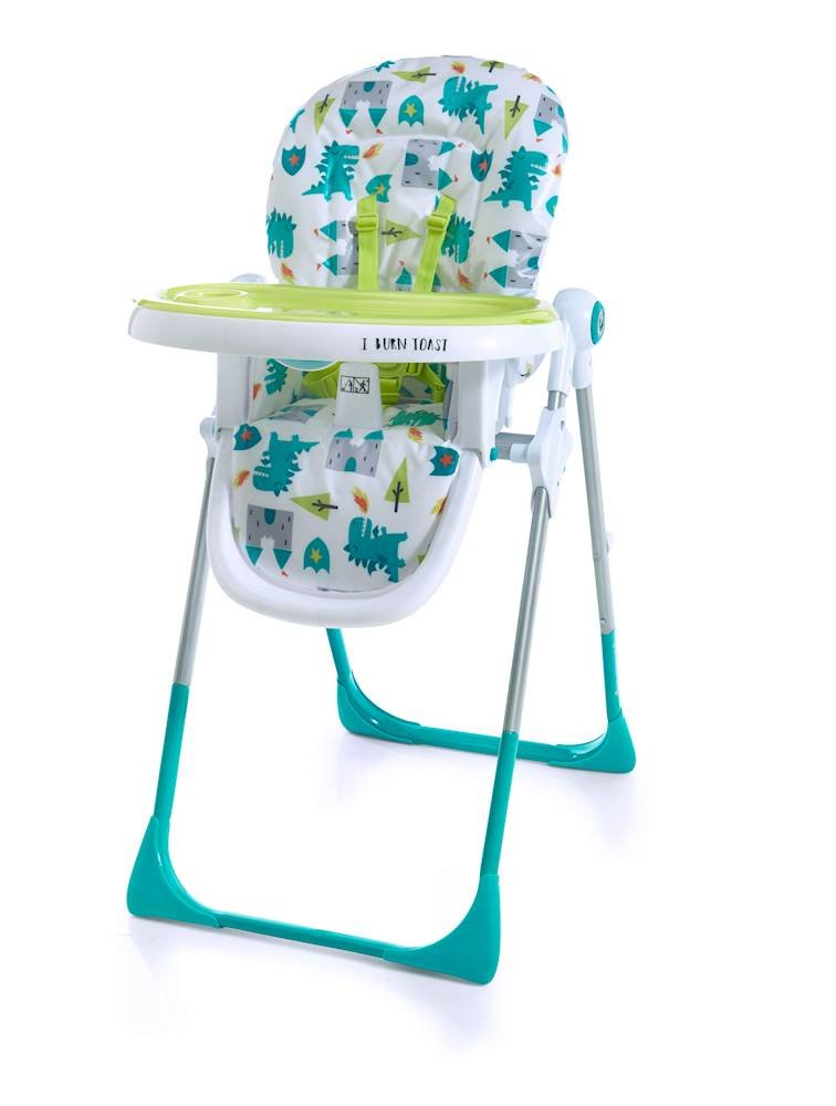 Cosatto Noodle Supa Highchair, Monster Arcade CT3514