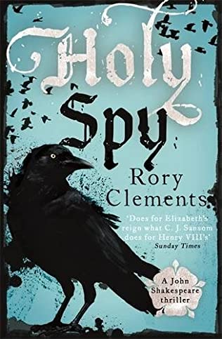 book cover of Holy Spy