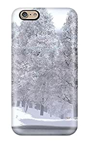 [IwM67280HJEu]premium Phone Cases For Iphone 6/ Winter Snow Cases Covers
