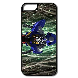 Mobile Suit Gundam Bumper Case Cover For IPhone 5/5s - Cool Skin wangjiang maoyi by lolosakes