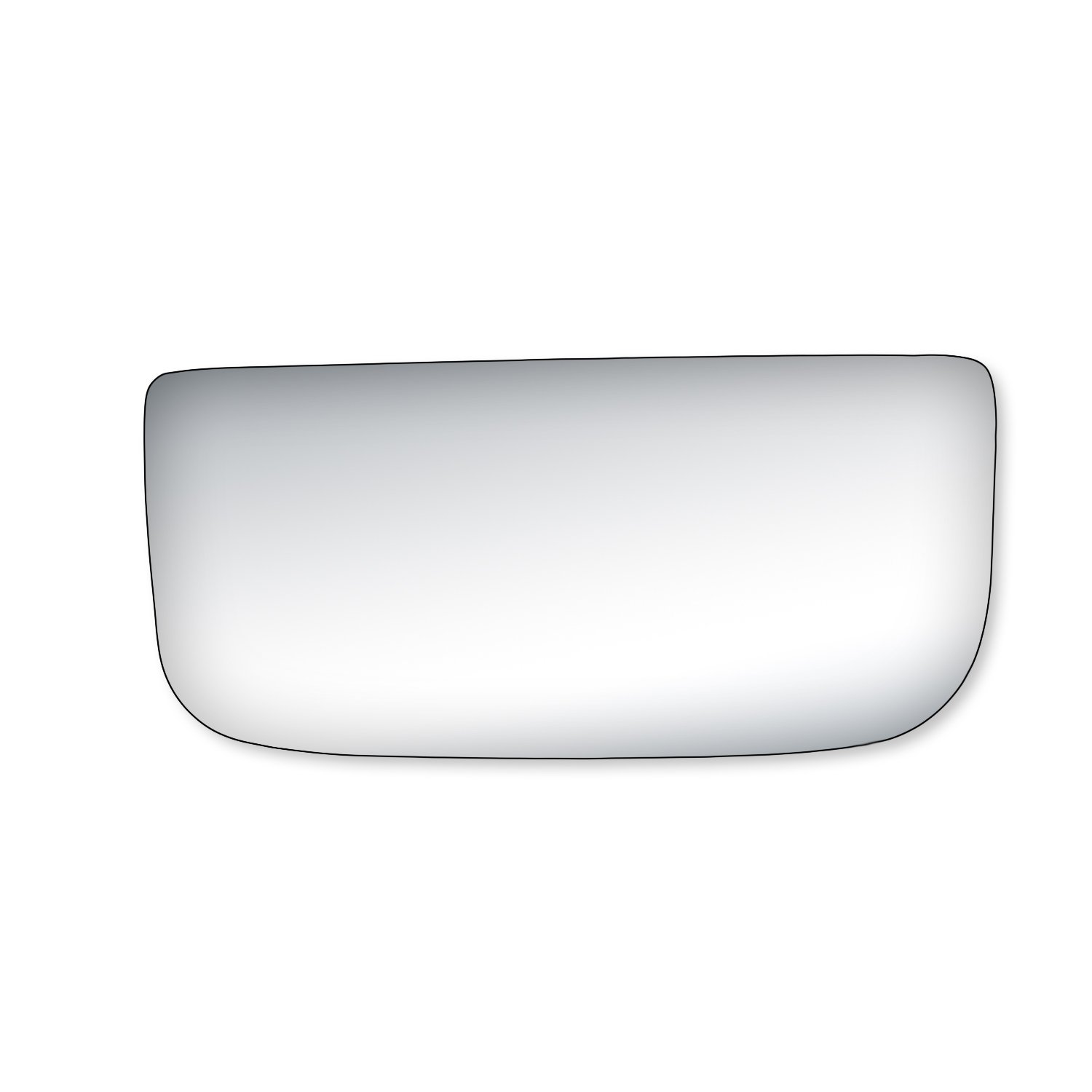 Fit System 99250 GM Driver Side Lower Towing Mirror