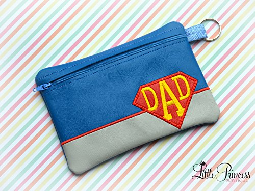 Dad Bag, Father's Day, Father's Day Gift by Little Princess Bowtique